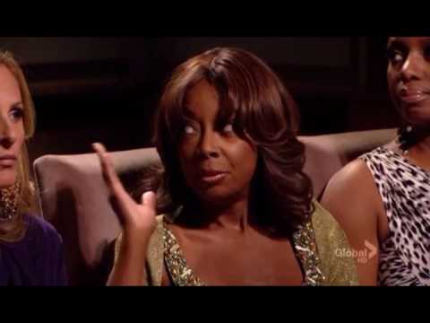 Nene Leakes Vs Latoya Jackson Celebrity Apprentice Part 1