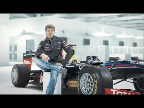 Pelearse Contratación Empeorando  SPOT GEOX - RED BULL RACING S/S 2012 featuring SEBASTIAN VETTEL - YouTube