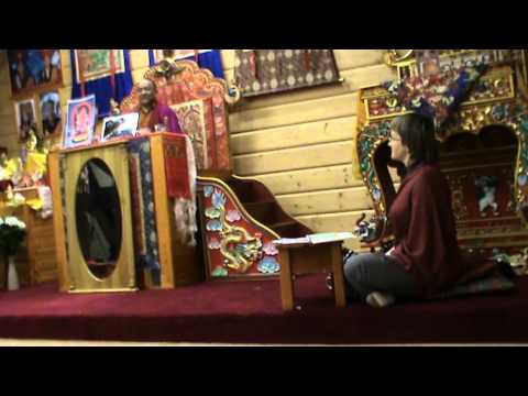 Drubpon Korpon Kunsang Rinpoche.tummo.