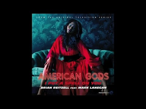 Brian Reitzell Ft. Mark Lanegan - I Put a Spell On You (American Gods OST)