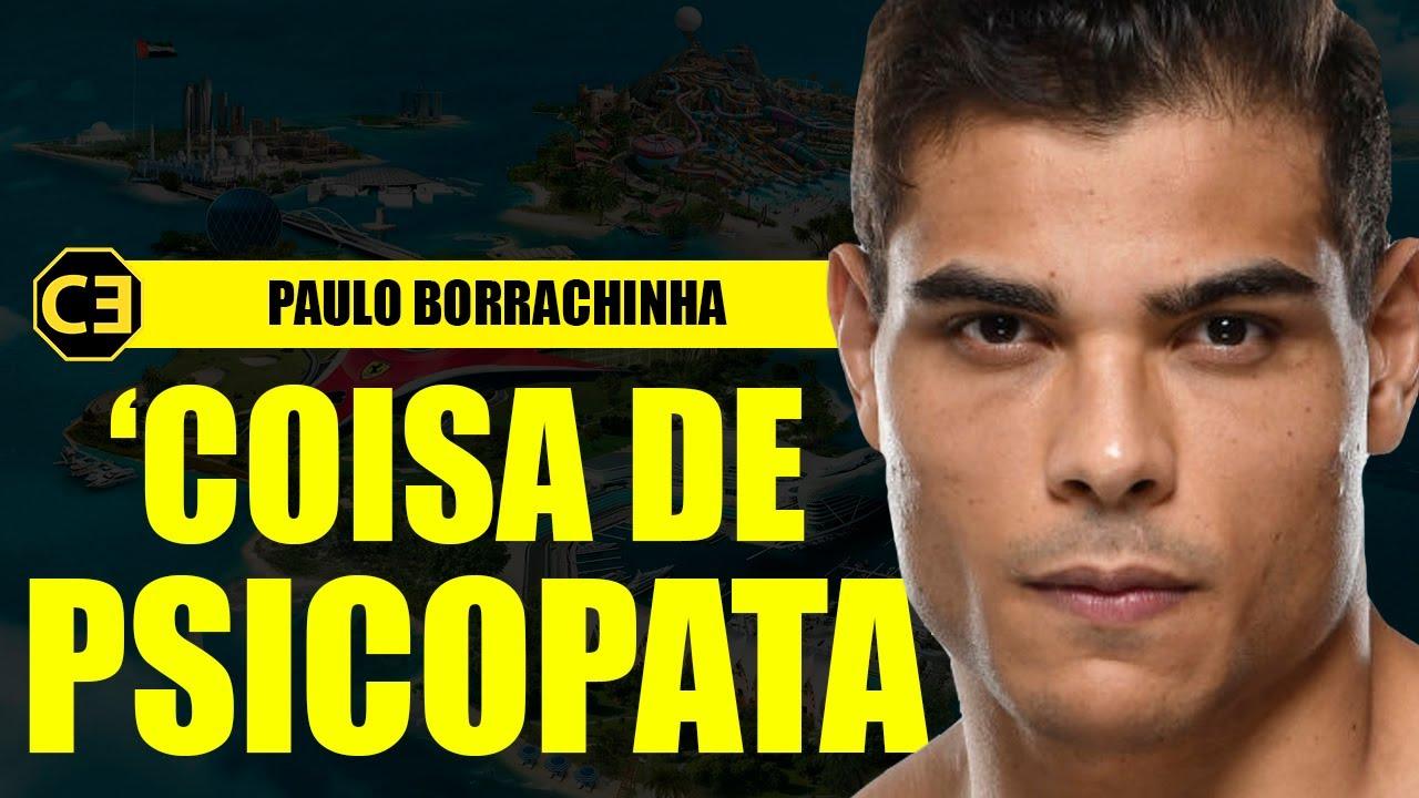'BORRACHINHA TEVE ATITUDE DE PSICOPATA' CONTRA O UFC, DIZ EMPRESÁRIO AO DEFENDÊ-LO