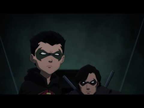 Бэтмен против робина мультфильм 2016