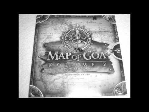 Map Of Goa - Vol. 2