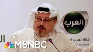 President Donald Trump Calls Missing Saudi Journalist A 'A Very Bad Situation' | Hardball | MSNBC