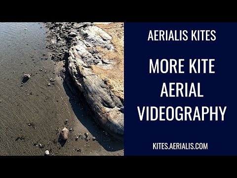 More Kite Aerial Videography - With a Few Fake Drone Shots Included