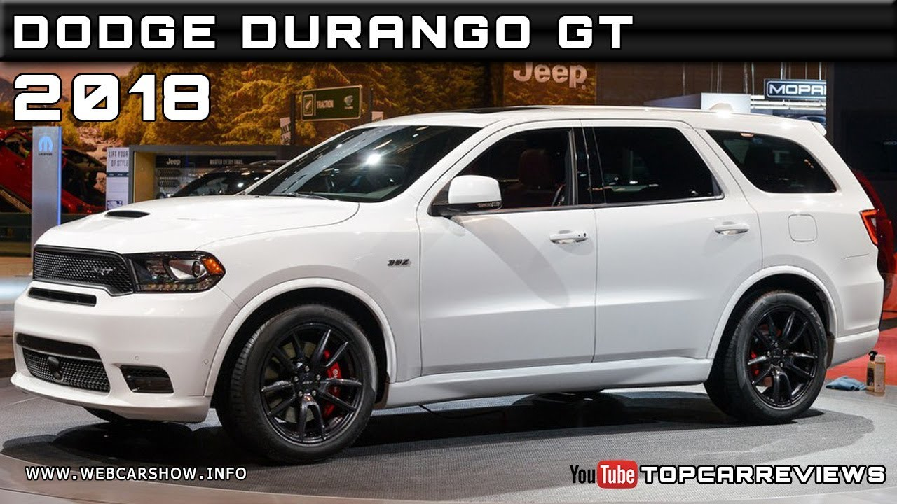 2018 dodge durango gt review rendered price specs release date youtube. Black Bedroom Furniture Sets. Home Design Ideas