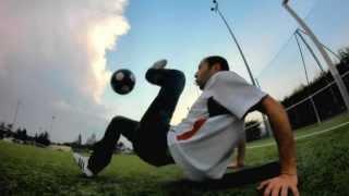 FREESTYLE FOOTBALL Mohamed TAKK démonstration