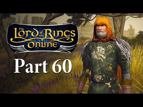 Lord of the Rings Online Gameplay Part 60 - The North Downs - LOTRO Let's Play Series