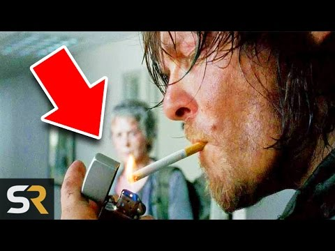 10 The Walking Dead Easter Eggs That You Might Have Missed!