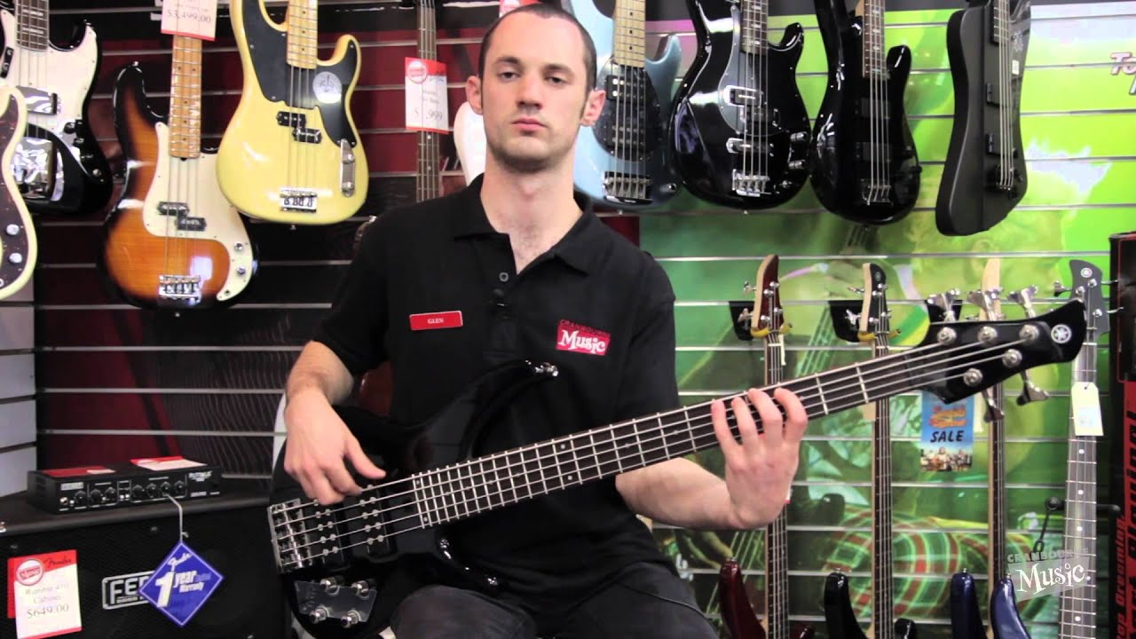 yamaha trbx305 5 string bass demo youtube. Black Bedroom Furniture Sets. Home Design Ideas