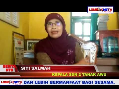 BERITA LOMBOK NET TV NTB _DUGAAN PUNGLI,CORENG PENDIDIKAN LOMBOK TENGAH