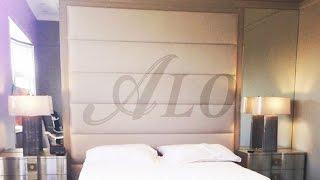 DIY: PANELED HEADBOARD - ALO Upholstery