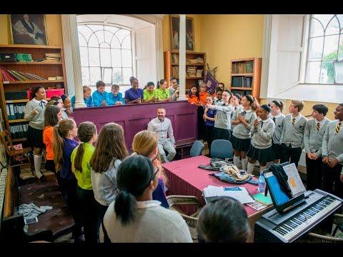 Savannah Children's Choir in Waterford