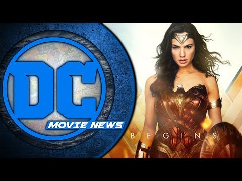 Wonder Woman 2 Location, Harley Rated R, Shazam Almost Wrapped!  - DC Movie News