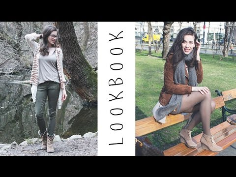 LOOKBOOK ☼ Frühling | ALLTAGS-OUTFITS from YouTube · Duration:  4 minutes 34 seconds