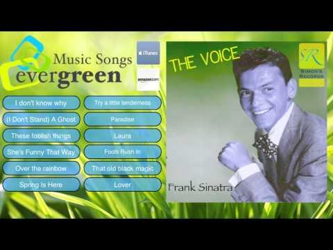 Frank Sinatra -- The Voice Remastered Full Album