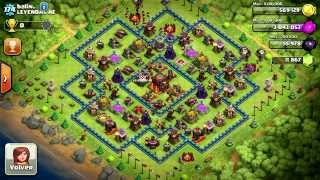 De 0 copas al Top con Balin haciendo 100% - Clash of Clans Español