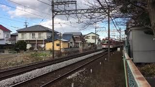 近鉄白塚行き普通G34