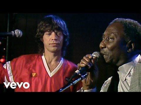 Muddy Waters, The Rolling Stones - Hoochie Coochie Man (Live)