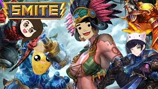 BEST SMITE FUNNY MOMENTS MONTAGE!