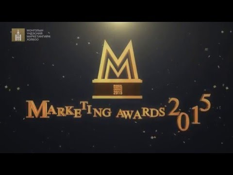 Marketing awards 2015
