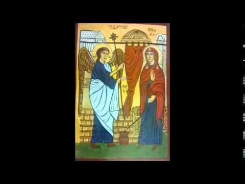 Ομιλία: Ευαγγελισμός της Θεοτόκου 25/03/15