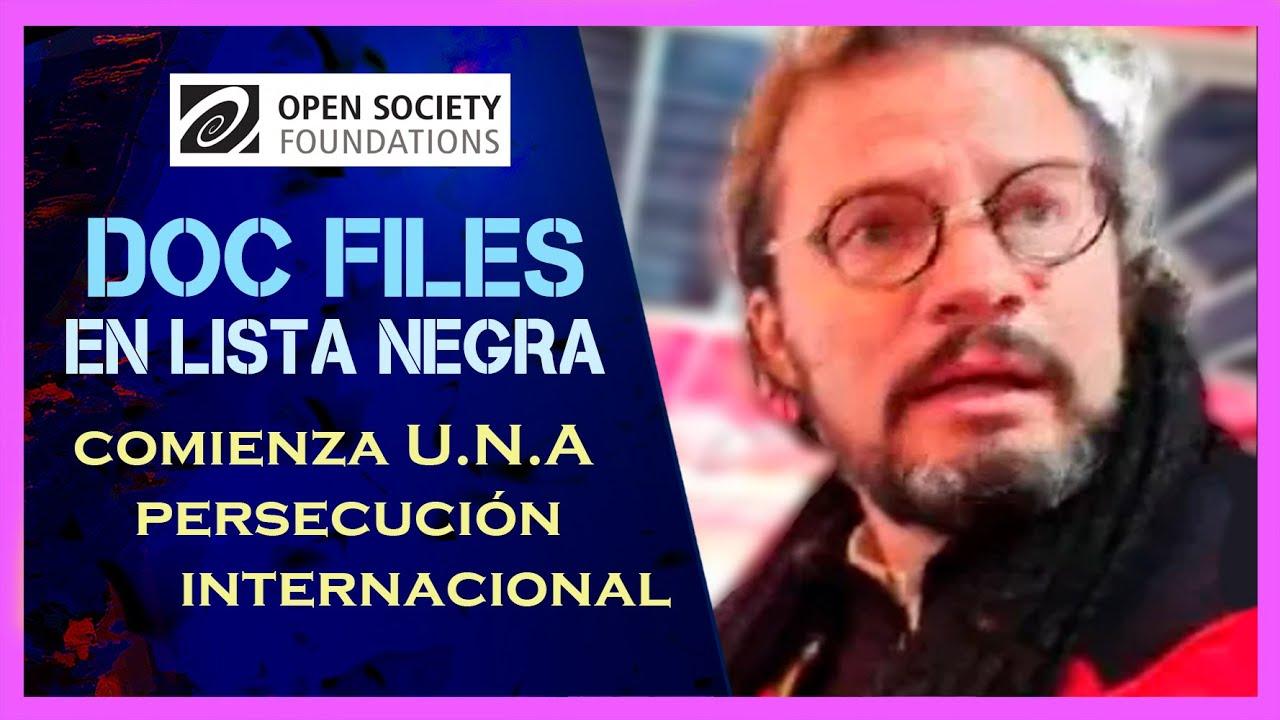 DR. FILE es puesto en LISTA NEGRA por la prensa globalista transnacional