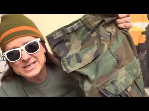 I Review BDU And ACU Pants