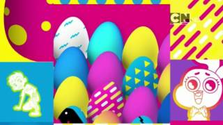 Cartoon Network UK HD Easter 2017 Bumpers