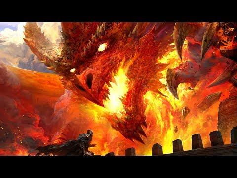 5 Самых знаменитых драконов из древних легенд и преданий