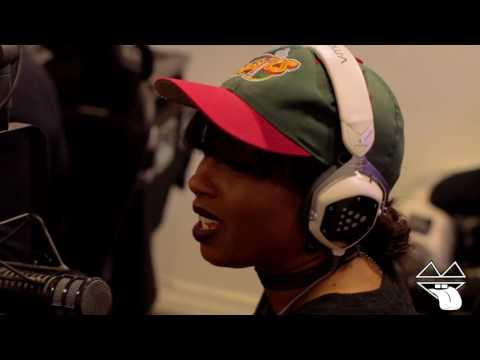Shaprece, Sanaa & Charles Hamilton (FREESTYLE) Interview on BdRadio