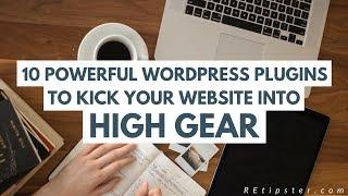 Top 10 WordPress Plugins for Real Estate Websites