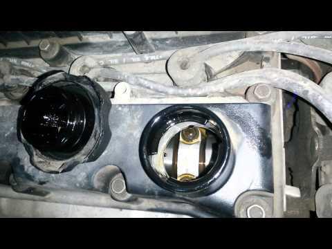 состояние мотора и масла на лачетти
