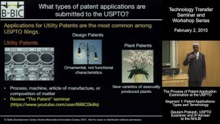 Patent Applications: Types and Terminology