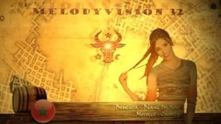 MelodyVision 32 - MOROCCO - Bouchra - Blanc Ou Noir