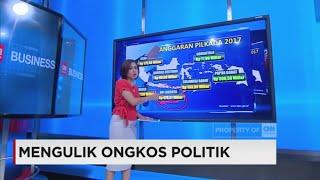 Mengulik Ongkos Politik, Pilkada Jakarta Bukan Paling Mahal