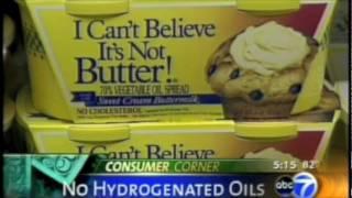 Trans Fat Hydrogenated Oil.mov