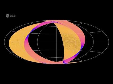 歐洲航太總署(ESA)「蓋亞」(Gaia)太空探測器測繪銀河系(ESA)