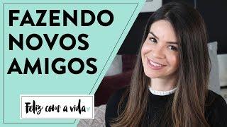 COMO FAZER NOVOS AMIGOS EM OUTRO PAÍS screenshot 1