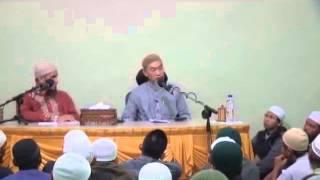 "UST. HUSAAIN YEE (Mantan Missionaris): ""Akui Kebenaran Islam Setelah Bandingkan  Qur'an VS Injil !"""
