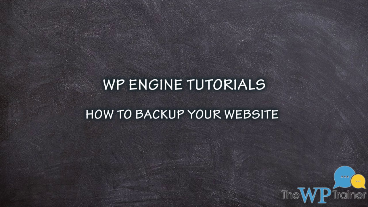 Phpmyadmin2017 - Wp Engine How To Backup Your Wordpress Site Tutorial Wordpress