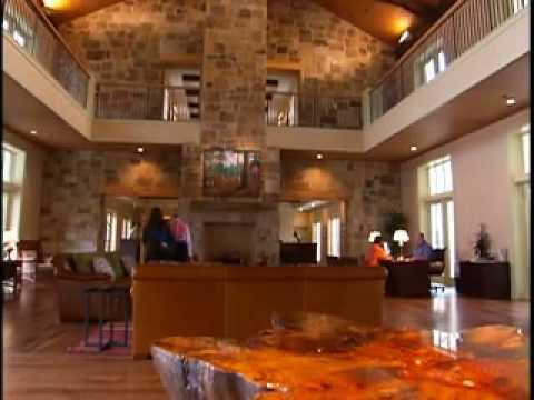 Austin Tx Resort Hyatt Regency Lost Pines Spa