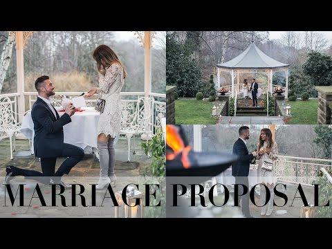 My Secret Proposal | She Said Yes | Lydia Millen & Ali Gordon