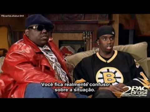 Entrevista Tupac Shakur | Puff Dady Notorious BIG