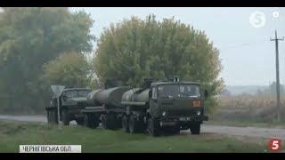 Вибухи на військових складах припинилися - дорогу на Ічню вже відкрили / включення з місця подій