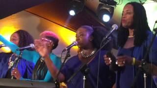 Sinach Live @ Barbados GospelFest!!!  2016 (I Know Who I Am)