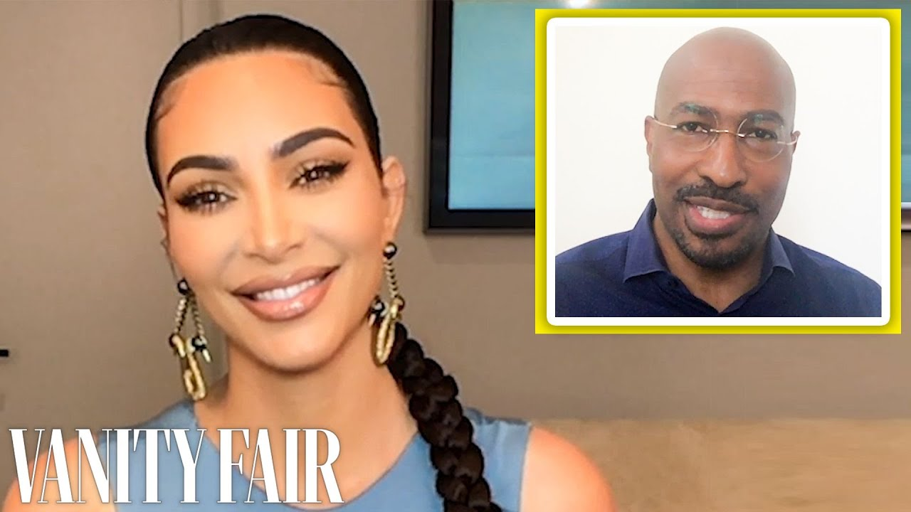 Kim Kardashian West & Van Jones On Bringing Empathy To Prison Reform