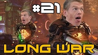 XCOM Long War - The Impossible Mission! #21
