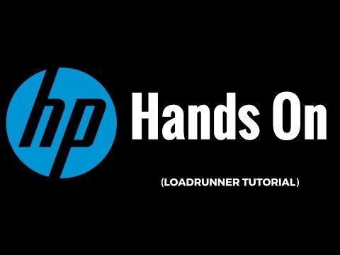 HP Loadrunner Tutorial for Beginner