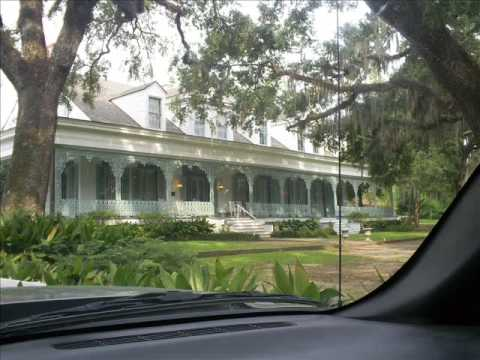 Southern Plantation Homes Louisiana Road Trip Part 1 Of 3